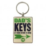 KR178 Dad's Keys - BSOL Key Ring