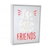 Friends - Rectangle Light Box