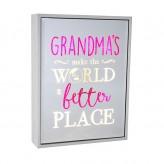 Grandma - Rectangle Light Box