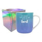Bed - She Said Mug
