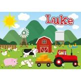 Luke - Placemat