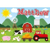 Matthew - Placemat