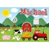Michael - Placemat