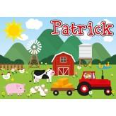 Patrick - Placemat