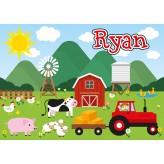 Ryan - Placemat