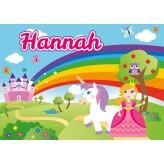 Hannah - Placemat