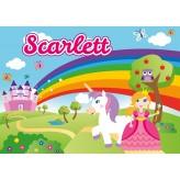 Scarlett - Placemat