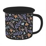 Floral - Enamel Mug LTD