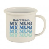 My Mug - Enamel Mug LTD