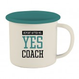 Coach - Enamel Mug LTD