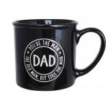 You're The Man Dad Mega Mug