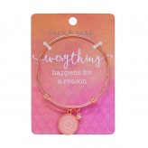 Everything - Rose Gold Bangle
