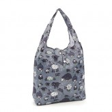 Eco Chic Grey Sheep Shopper Bag