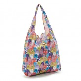 Eco Chic Multiple Cats Shopper Bag