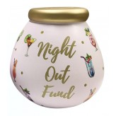 Night Out Fund - Pot of Dreams 62256