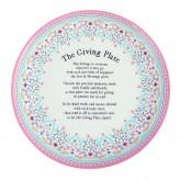 Garden - Giving Plate