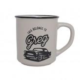 Greg - Manly Mug