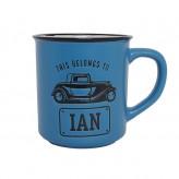 Ian - Manly Mug