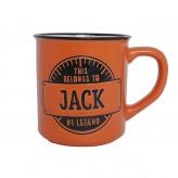 Jack - Manly Mug