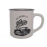 Jim - Manly Mug