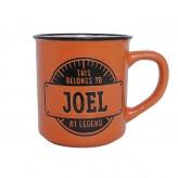 Joel - Manly Mug