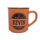 Kevin - Manly Mug