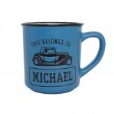 Michael - Manly Mug
