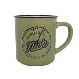 Nick  - Manly Mug