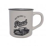 Paul - Manly Mug