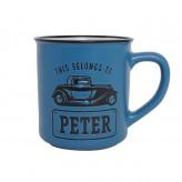Peter - Manly Mug