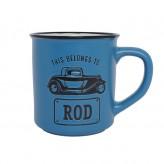 Rod - Manly Mug