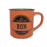 Ron - Manly Mug