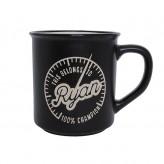 Ryan - Manly Mug