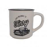 Terry - Manly Mug