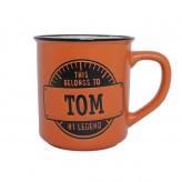 Tom - Manly Mug