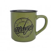 Wayne - Manly Mug