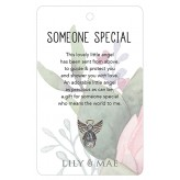 Someone Special - Guardian Angel Pin
