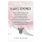 Always Remember - Guardian Angel Pin