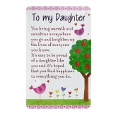 K164E To My Daughter