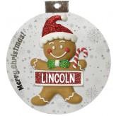 Lincoln - Xmas Dec