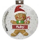 Ruby - Xmas Dec