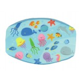 Sea Life - Kids Face Cover F2411