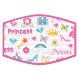 Princess - Kids Face Cover F2406