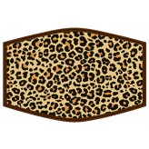 Leopard - Adults Face Cover F2427