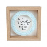 Family - Kindred Plaque