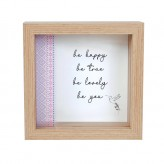 Be Happy - Kindred Plaque