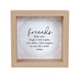 Friends - Kindred Plaque