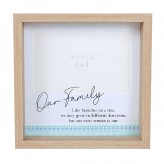 Our Family - Kindred Photo Frame