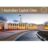 Aust Capital Cities Souv Wall Cal