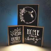 Life Is Beautiful-Kindred Large Sq L/Box